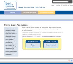 UMF Finds Success with Online Grants Management Platform